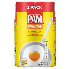 PAM Original Cooking Spray (12 oz. can, 2 pk.)