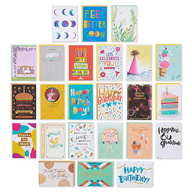 American greetings multi occasion handmade boxed assorted greeting american greetings multi occasion handmade boxed assorted greeting cards set pack of 24 m4hsunfo