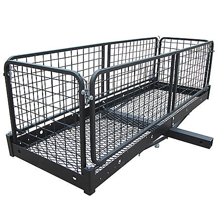 Erickson Cargo Carrier with Folding Fencing