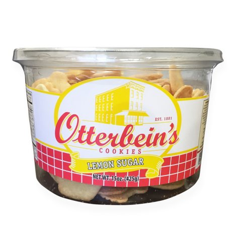 Otterbein's Lemon Sugar Cookies (15 oz.)