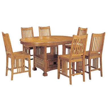 Mission Dining Set   7 Pc.