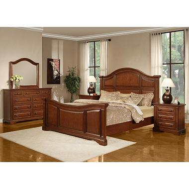 Brentwood Bedroom Set - California King - 5 pc. - Sam\'s Club