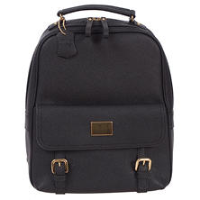 Renwick Leather Backpack, Assorted Colors
