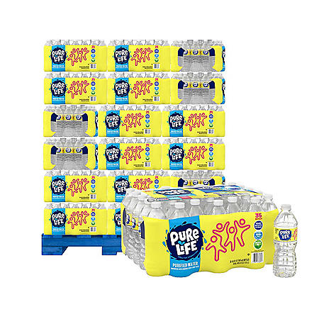 Nestle Pure Life Purified Water Pallet (54 cases)