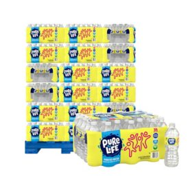 Nestle Waters Pure Life Purified Water 54 Pack Pallet (16.9 oz., 35 ct.)