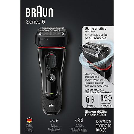 Braun Series 5 5030S Shaver