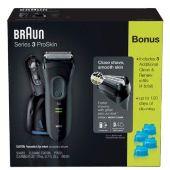 Braun Series 3 ProSkin 3070cc Shaver