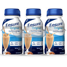 Ensure Original Nutrition Shake, Butter Pecan (8 fl. oz., 24 ct.)