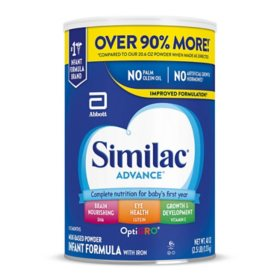 Similac Advance Infant Formula (40 oz.)
