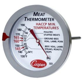 Cooper Meat Thermometer