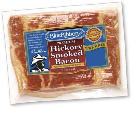 Blue Ribbon Hickory Smoked Bacon (1.5 lb., 2 pks.)
