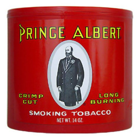 Prince Albert Smoking Tobacco - 14 oz. can