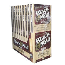 Black & Mild Wine Wood Tip Cigars (5 pk., 10 ct.)