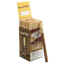 Black & Mild Wine Wood Tip Cigar, Upright (1 pk., 25 ct.)