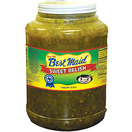 Best Maid Sweet Relish - 1 gal.