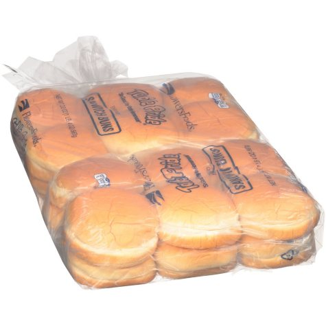 Table Pride Sandwich Buns (12 ct. ea., 2 pk.)