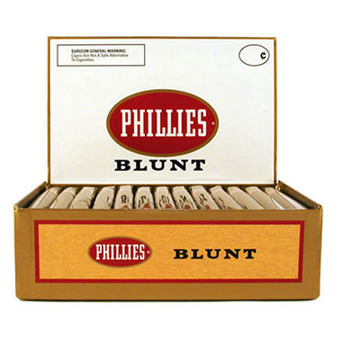 Phillies Blunt Cigars - 50 ct.