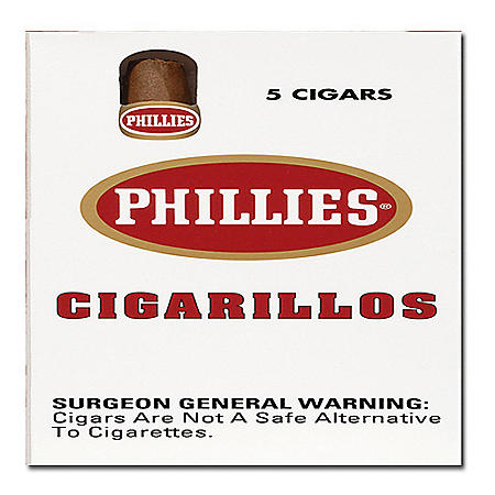 Phillies Cigarillos Regular - 50 ct.