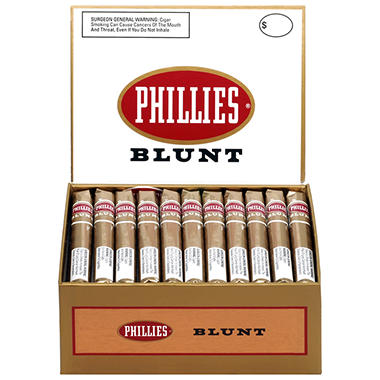 Phillies Blunt Cigars - 55 ct. box