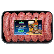 Farmland Boulevard Wheat Bratwurst, Twin Pack (3.27 lbs.)