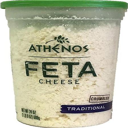Athenos Feta Cheese (24 oz.)