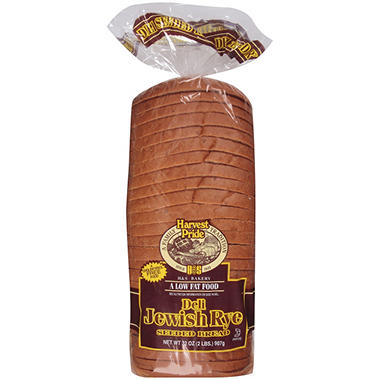 Harvest Pride Assorted Rye Bread - 32 oz.