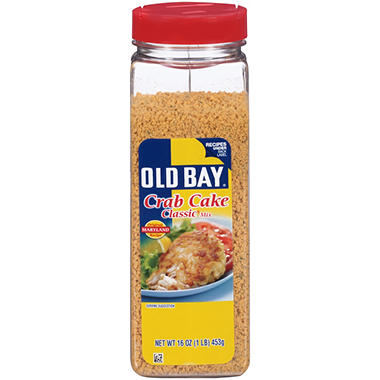 Old Bay Seasoning Crab Cake Classic Mix (16 oz.)