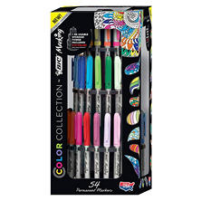 BIC® Marking™ Permanent Markers + Storage Tower
