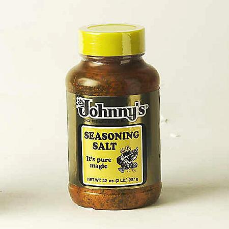 Johnny's Seasoning Salt - 32 oz.