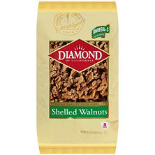 Diamond Shelled Walnuts (32 oz.)