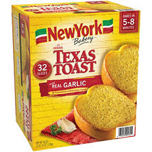 New York Texas Garlic Toast (32 ct.)