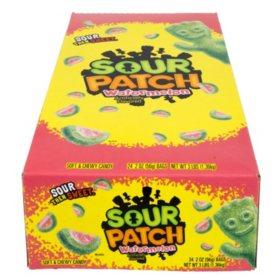 Sour Patch Watermelon (2 oz., 24 pk.)