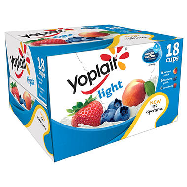 Yoplait® Original Yogurt Multi Pack 18-6 ounce cups