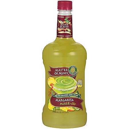 Master of Mixes Margarita Mixer - 59.2 fl. oz.
