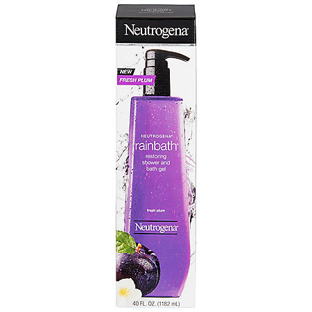 Neutrogena Rainbath Shower Gel, Fresh Plum (40 oz.)