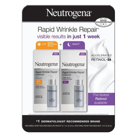 Neutrogena Rapid Wrinkle Repair (1 fl. oz., 2 pk.)