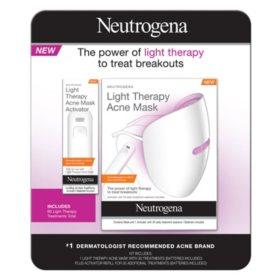 Neutrogena Light Therapy Acne Mask + 60 Treatments