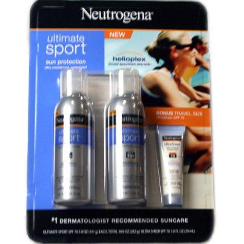 Neutrogena® Ultimate Sport Sun Protection