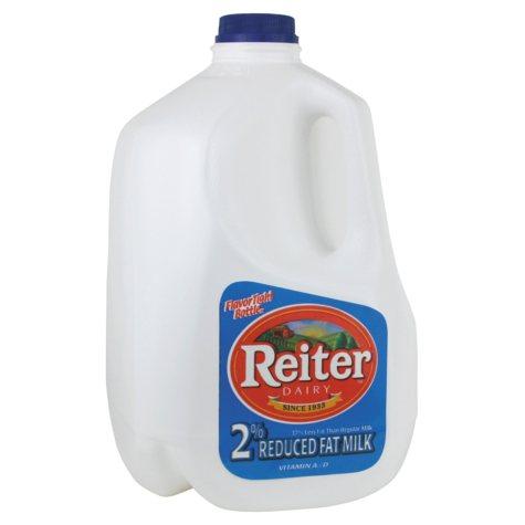 Reiter 2% Milk (1 gal.)