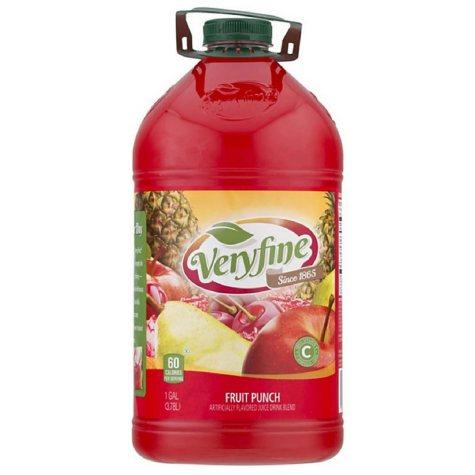 Veryfine Fruit Punch (128 oz.)