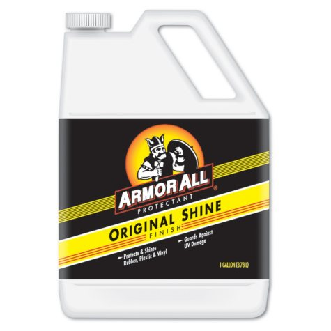 Armor All Original Protectant - 1 Gallon Bottle (4 Pack)