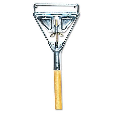 Unisan Quick Change Metal Head Mop Handle