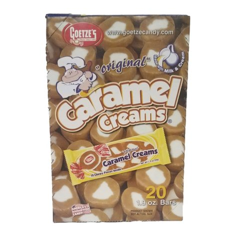 Caramel Creams (20 ct.)