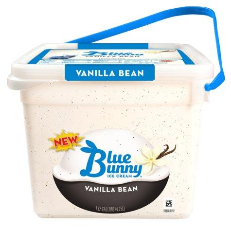 Blue Bunny Vanilla Bean Pail (4.5 qt.)
