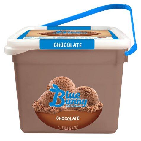 Blue Bunny Premium Chocolate Ice Cream Pail (4.5 qt.)