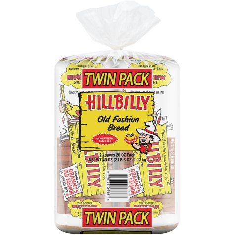Hillbilly Old Fashion Bread (20 oz., 2 ct.)