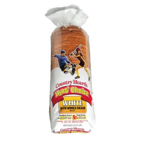 Country Hearth Kids Choice Whole Grain Bread ( 24oz., 2 pk.)