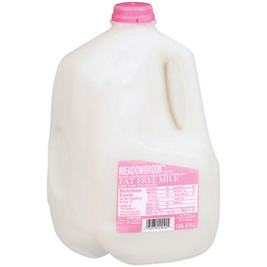 Meadowbrook Fat Free Milk (1 gal.)
