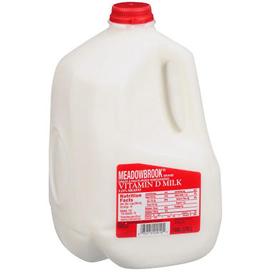 Meadowbrook Vitamin D Milk (1 gal.)
