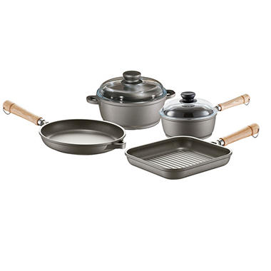 Berndes 6-Piece Tradition Cookware Set